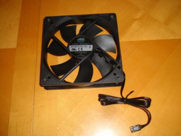 Cooler Master Case Cooling Fan 120mm