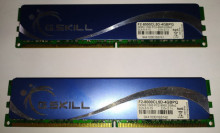 G.Skill 2x2GB DDR2 1000MHz CL5