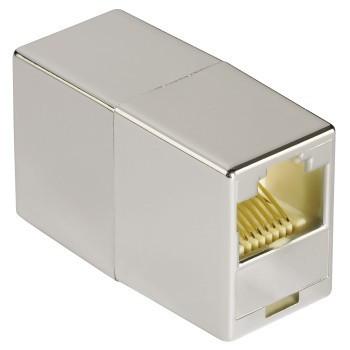 Hama CAT 5e Adapter (2x 8p8c (RJ45)-socket)