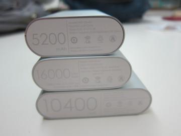 XIAOMI Genuine 16000mAh Dual USB Mobile Power Source Bank