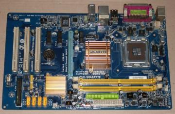 Gigabyte GA-P31-ES3G LGA775 (REV. 1.0, Intel Xeon LGA771 Mod)