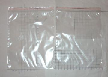 ZIP kesice sa patent zatvaračem (160mm x 200mm, 100 komada)