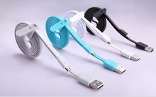 NILLKIN Genuine Universal Quick Charge 5V/2A Flat Micro USB 2.0 Cable 120cm