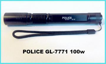POLICE LED Baterijska Lampa GL-7771 1000W