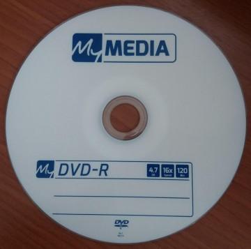 Verbatim MyMedia DVD-R 4.7GB 16X