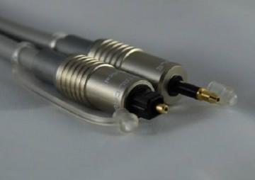 Vivanco Premium Fiber Optic Toslink Cable MD 1m