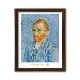 Self-portrait, Vincent Van Gogh, uramljena slika