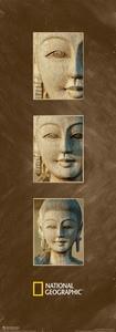 Slika Wooden statue, Thailand uramljena slika