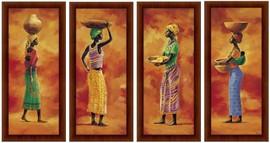 Slika Tazita, Naima, Halla i Zuri