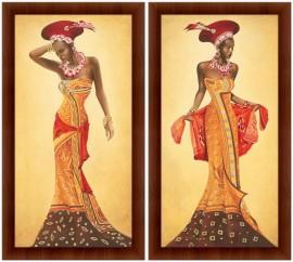 Slika Africka kraljica, uramljene slike