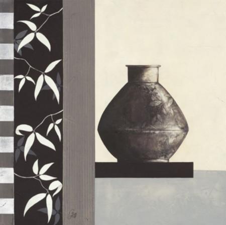 Harmony 1. , uramljena slika 70x70cm
