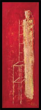 Slika Skarletne visine, uramljena slika