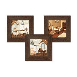 Slika Stara kupatila, 3 uramljene slike