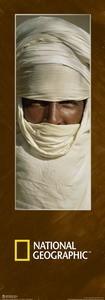 Slika Tuareg man, central Niger, uramljena slika