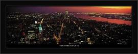 New York City, uramljena slika