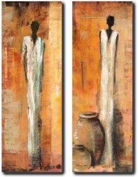 Puissante & Traditionned, 2 slike na medijapanu
