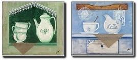 Slika Caffe Latte,  slika na medijapanu