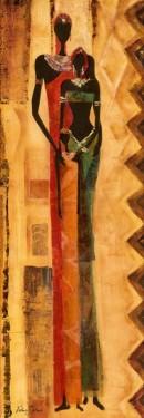 Slika Kraljica i princeza 2, uramljena slika