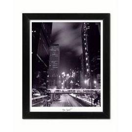 Ulice New York-a, uramljena slika