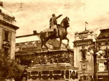 Slika Spomenik Knezu Mihailu