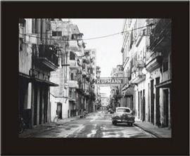 Slika Stara Kuba, uramljena slika
