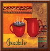 Chocolate,  uramljena slika
