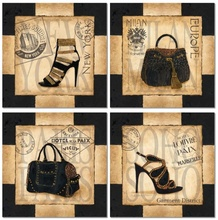 Woman bags and shoes, picture mediapan