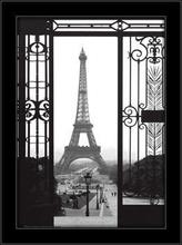 Ajfelov toranj u Parizu 3D, uramljena slika