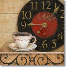 Jutarnja kafa, slika na medijapanu