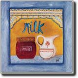 Milk,  slika na medijapanu