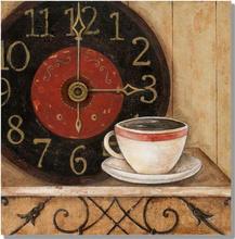 Kafe pauza, slika na medijapanu