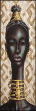 Adowa, uramljena slika dimenzije 35x100cm