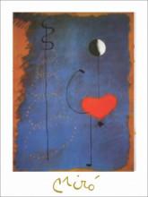 J. Miro, Ballerine , uramljena slika 40x50cm
