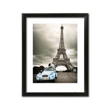 Poljubac u Parizu, uramljena slika, 60x80cm