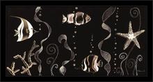 Acquario, uramljena slika