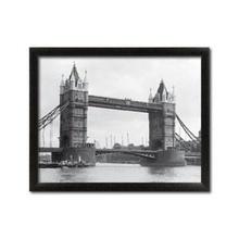 Most u Londonu, uramljena slika