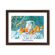 Natura Morta Con Tenda, Paul Cezanne, uramljena slika