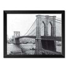 Bruklin Most, uramljena slika
