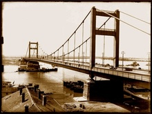 Most kralja Aleksandra (Brankov most), uramljena slika