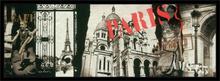 Ulice Pariza, uramljena slika