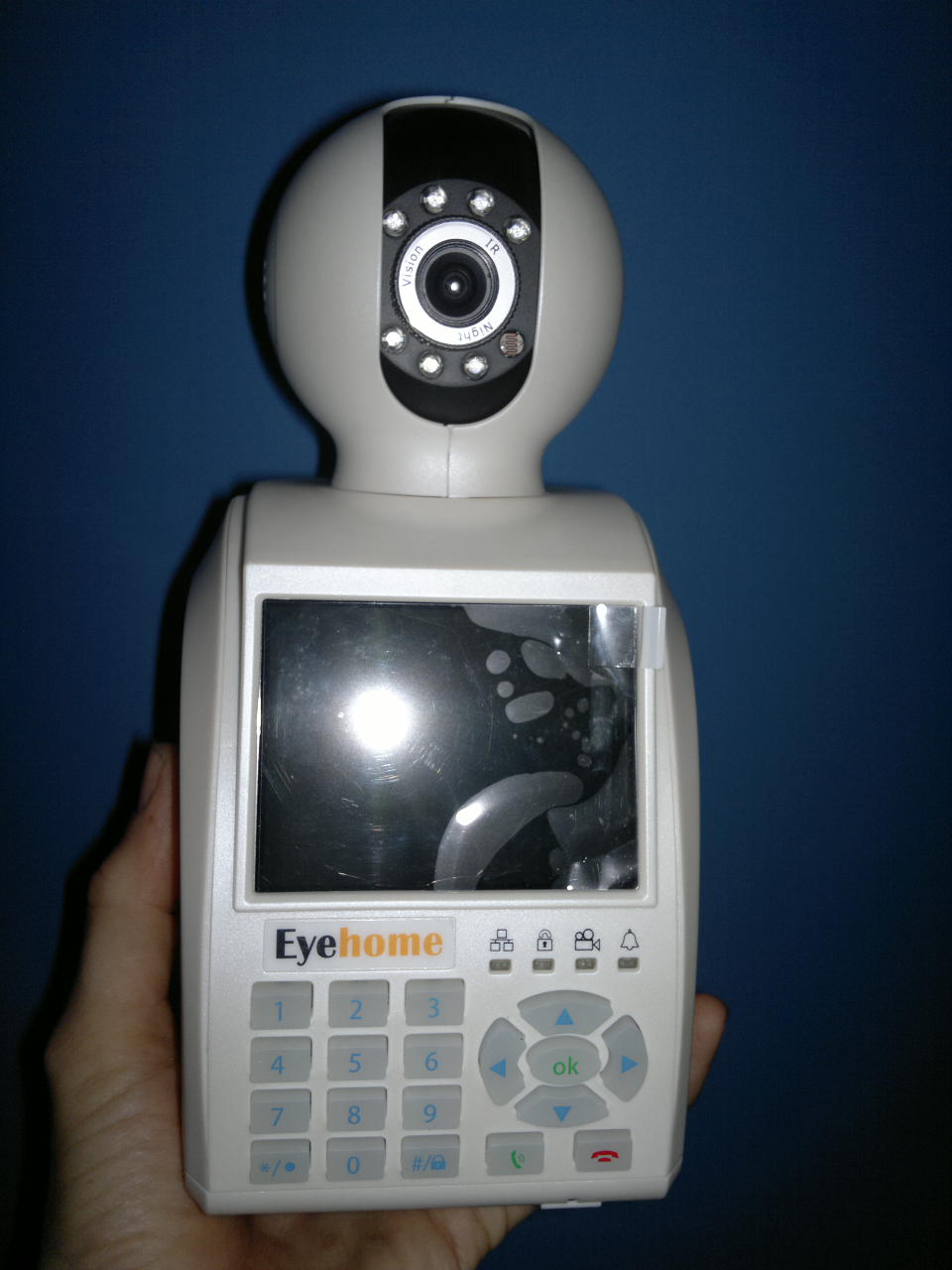 IP Kamera Video nadzor ,Poziv , Alarm