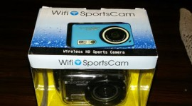 Slika replika go pro sportske akcione kamere sa wifi