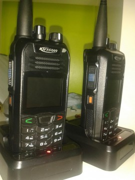 Slika Prva digitalna rucna radiostanica KIrisun UHF Digital K800