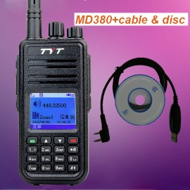 Slika Dmr tyt md380 uhf analogno digitalna radio ručna stanica