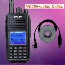 Dmr tyt md380 uhf analogno digitalna radio ručna stanica