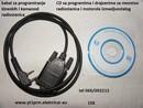 kablovi za programiranje radiostanica sa softverom na usb i na com port