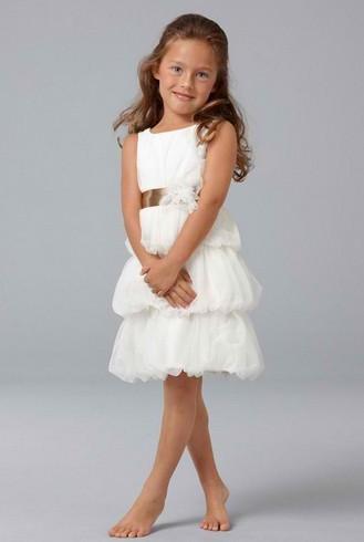 Svecana Haljina Za Devojcice Sa Til Karnerima