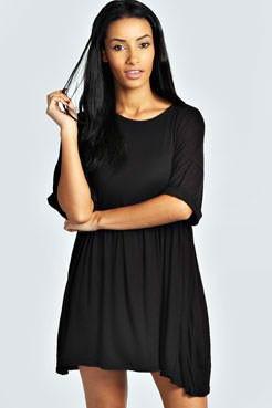 Slika Pamucna zvono haljina
