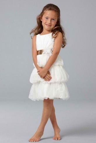 Slika Svecana haljina za devojcice sa til karnerima