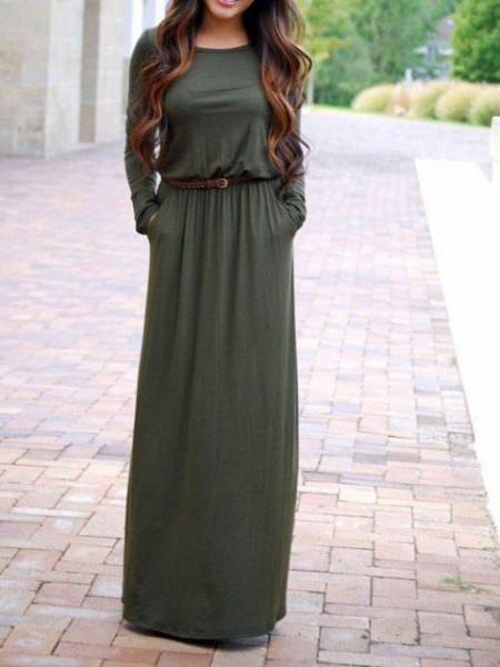 Haljina od pamucnog zerseja idealna za letnje dane